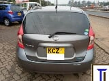 Photo Nissan Note 2013 Gray - Juja | | Kenya | Loozap