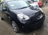Photo 2014 Black Automatic Nissan March