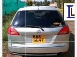 Photo Nissan Wingroad 2003 Silver - Kileleshwa | |...