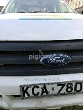 Photo Ford Ranger double cup, 2014, white