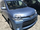 Photo Toyota Sienta