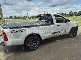 Photo Toyota Hilux 2.5 D-4D