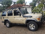 Photo Toyota Land Cruiser 4x4