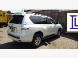 Photo Toyota Land Cruiser Prado 2010 White -, Central...