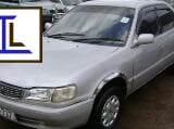 Photo Archive: Toyota Corolla 1998 Silver -, Isiolo...