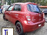 Photo Nissan March 2013 Red - Kileleshwa | | Kenya |...