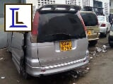 Photo Toyota Townace 1999 Silver - Wote