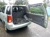 Photo Toyota raum 2005 mini mpv