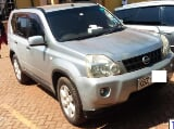 Photo Nissan X-Trail 2008 2.0 Automatic Silver -...