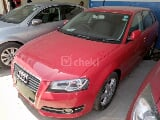 Photo 2013 Red Automatic Audi A1