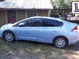Photo Honda Insight 2012 Blue - North Sakwa (Bondo) |...