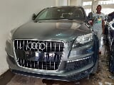 Photo 2013 Blue Automatic Audi A7
