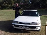 Photo Toyota Carina 1992 2.0 D Sedan White - Kitengela