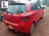 Photo Toyota Vitz 2005 Red - Kerugoya | | Kenya | Loozap
