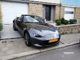 Photo Mazda, MX-5, 2.0 Skyactiv-G Sports-Line
