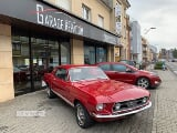Photo Ford, Mustang, 6.4 V8