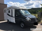 Photo Hymer, Van S 520, Mercedes Sprinter 313 Cdi