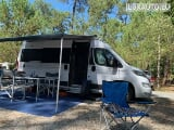 Photo Hymer, Yellowstone, Fiat 2.3 Multijet 150 Yosemite
