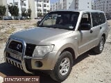 Photo Mitsubishi Pajero voiture à Agadir