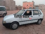 Photo Fiat Uno Essence Mod 2003 à Agadir