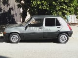 Photo Renault Super 5 diesel -1986
