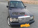 Photo 190 Mercedes-Benz Diesel Mod 1985 à Laâyoune