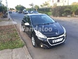 Photo Peugeot 208 Diesel Occasion Casablanca Maroc -...