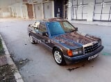 Photo Mercedes 190 darja Nador