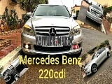 Photo 220 Mercedes-Benz Diesel Mod 2007 à El Jadida