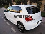 Photo Volkswagen Polo Essence Mod 2013 à Agadir