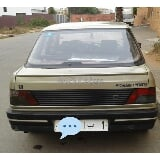 Photo Peugeot 309 diesel -1992