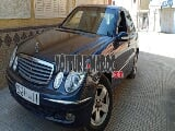 Photo Mercedes-benz classe e270 diesel à rabat