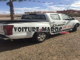 Photo D-MAX Isuzu Diesel Mod 2019 à Marrakech