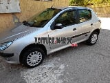 Photo Peugeot 206 Essence Mod 2004 à Agadir