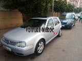 Photo GOLF 4 Volkswagen Diesel Mod 2008 à Casablanca