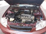 Photo Honda civic 9 ch Casablanca