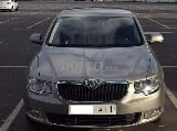 Photo Skoda Superb -2008