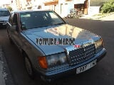 Photo 250 Mercedes-Benz Diesel Mod 1989 à Casablanca