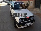 Photo GOLF 2 Volkswagen Diesel Mod 1985 à Chichaoua