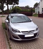 Photo Opel Astra 2013 Bouskoura 95000 dhs.