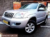Photo Toyota Prado voiture à Tanger
