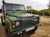 Photo Defender Land Rover Diesel Mod 1997 à Benslimane