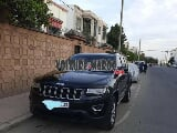 Photo Grand Cherokee Jeep Diesel Mod 2016 à Agadir