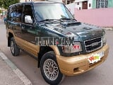 Photo Isuzu Trooper Diesel 1ére Main à Rabat