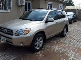 Photo Toyota Rav4 2008 Gold