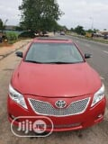 Photo Toyota Camry 3.5 XLE 2008 Red