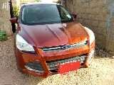 Photo Ford Escape 2014 S 4Dr Suv (2.5L 4Cyl 6A) Red