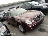 Photo 2007 Maroon Automatic Mercedes-Benz C240