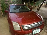 Photo Ford Fusion 2008 3.0 Se Red