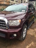 Photo Toyota Sequoia 2011 Brown